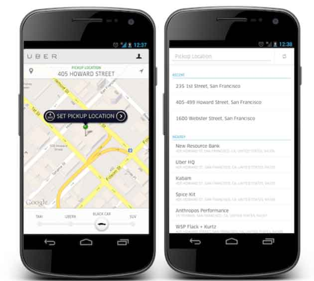Uber Problem Resize
