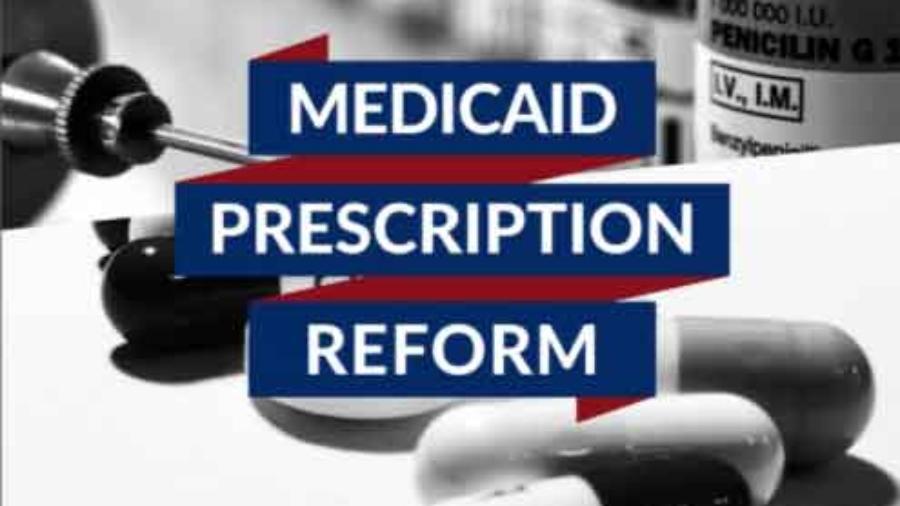 Medicaid Prescription Reform Resize