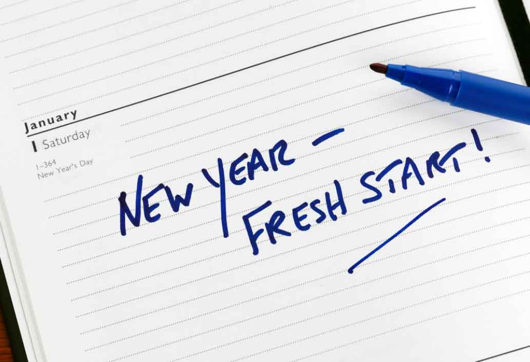 New Year's Resolutions Resize