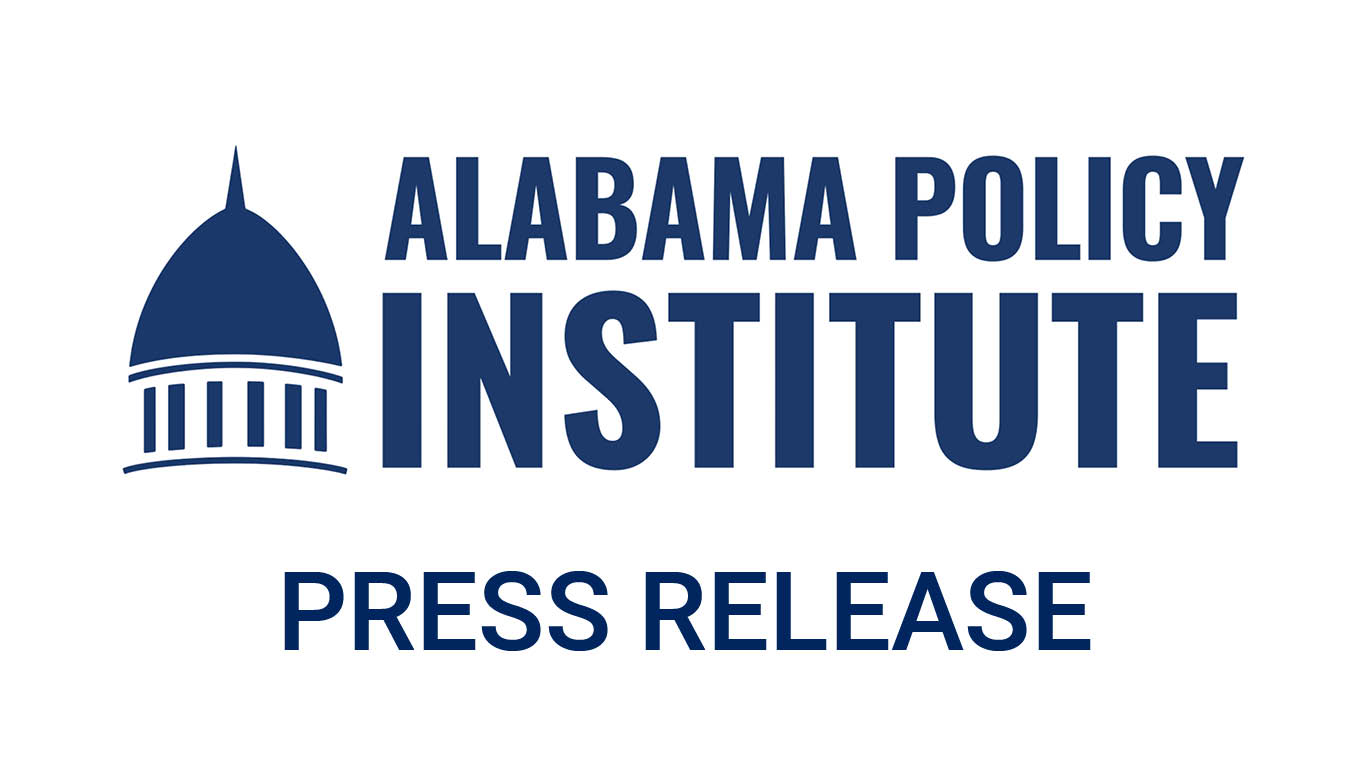 Press Release: API Calls on Governor Ivey to Lead the Nation by Ending Enhanced Unemployment Benefits