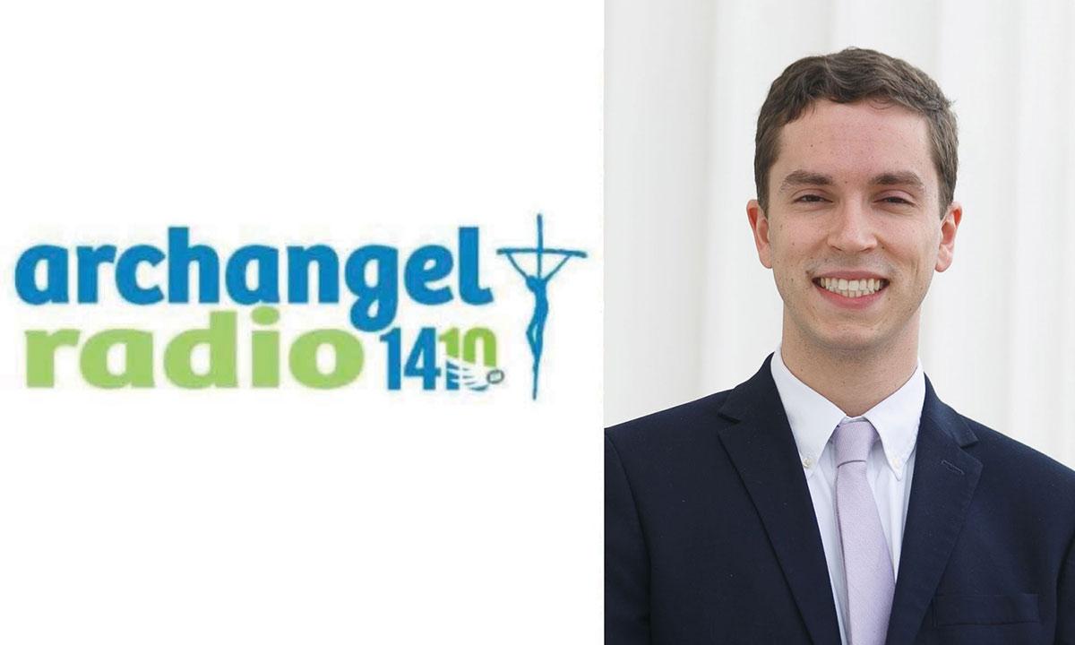 archangel parker radio june 2021