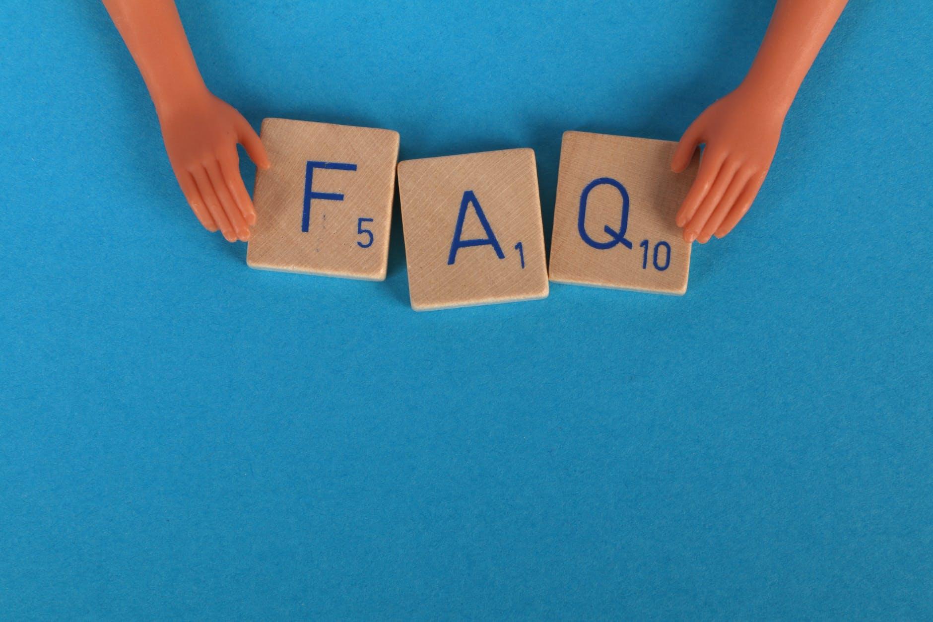 FAQ-photo